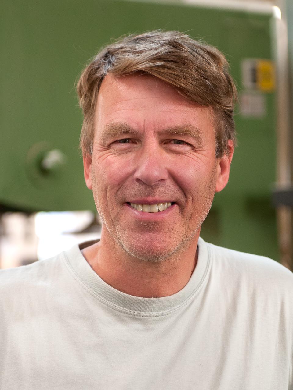 Anders Johansson - Verkstadsansvarig