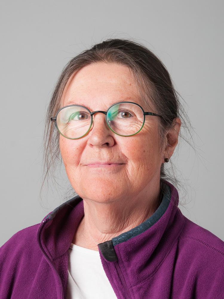 Inger Bernholdsson - Verkstadsansvarig