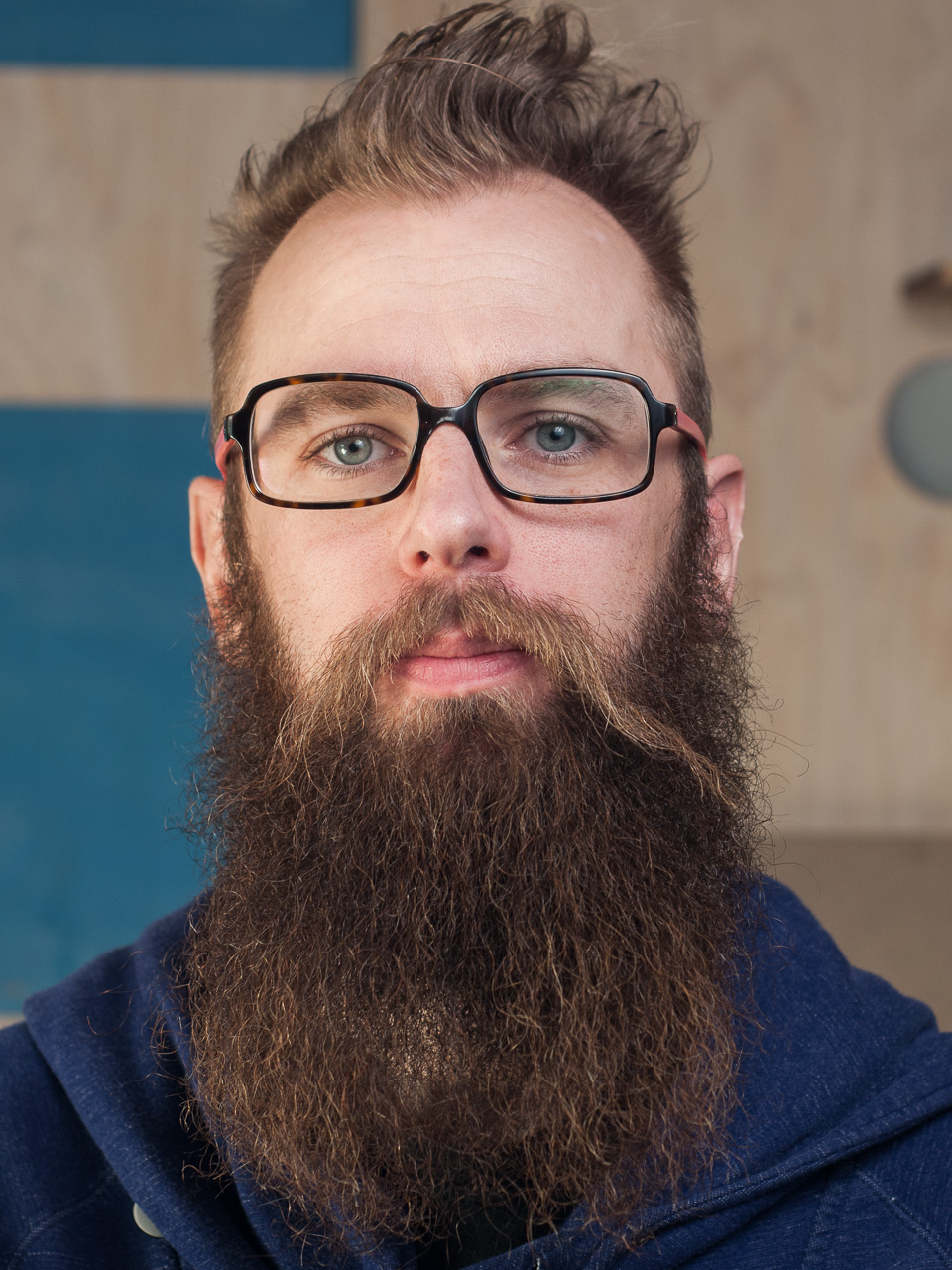 Johan Hellman - Verkstadsansvarig