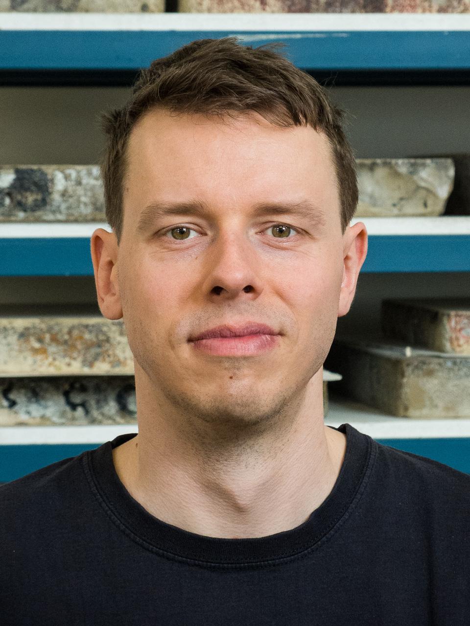 Stefan Tielscher - Verkstadsansvarig