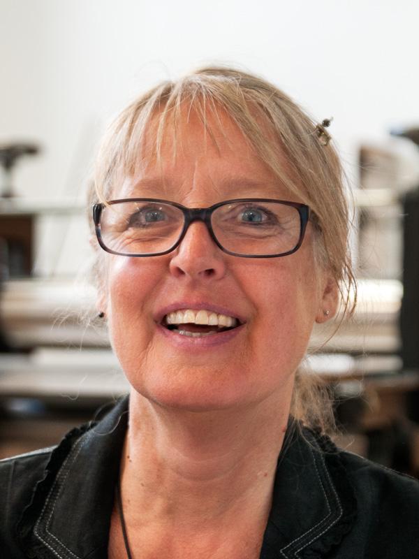 Maria Börjesdotter - Vice ansvarig