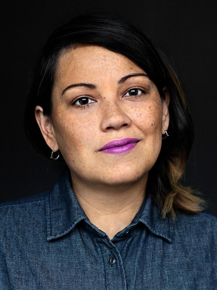 Geraldine Juarez - Verkstadsansvarig