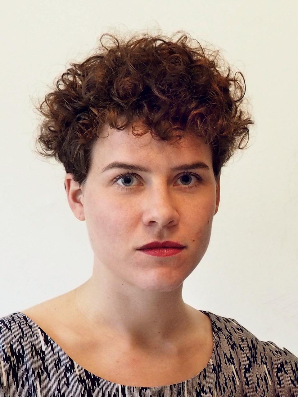 Hannah Jervelind - Verkstadsansvarig