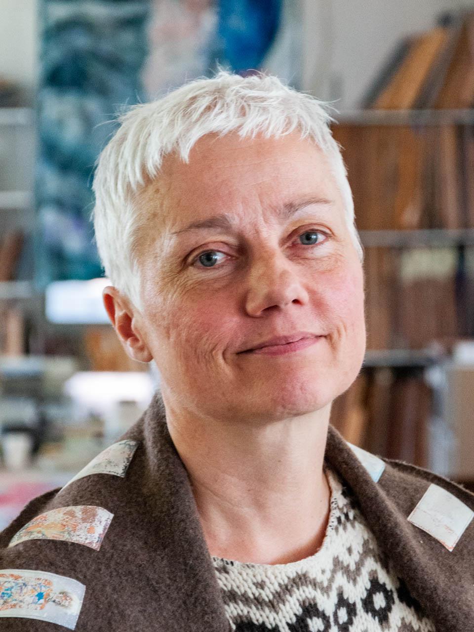 Helene Johansson - Verkstadsansvarig