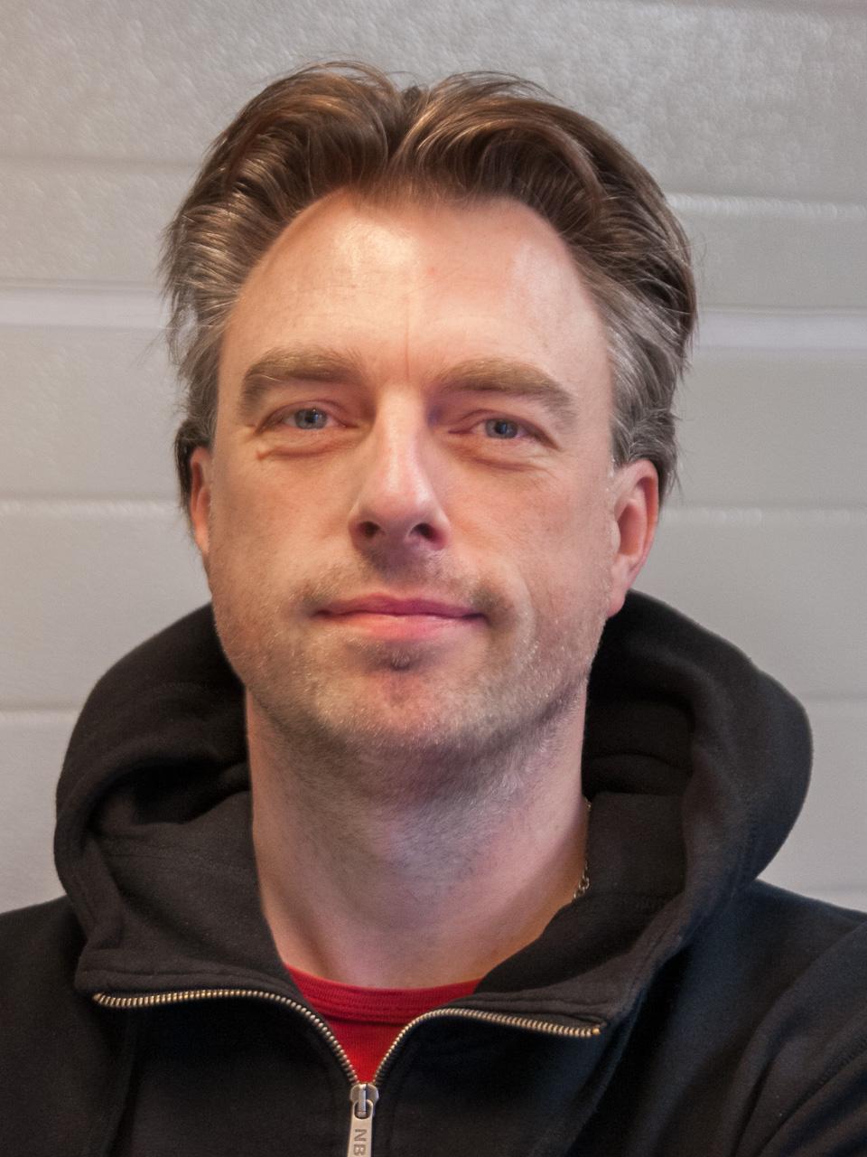Henrik Hörlin - Verkstadsansvarig