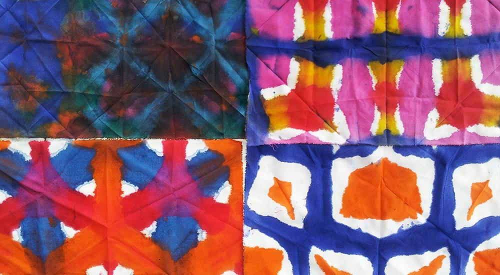Textila tekniker från hela världen - kursbild